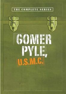 Gomer Pyle U.S.M.C - The Complete Series on DVD