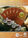 Guild Ball Season 1 Plot Card & Token Set