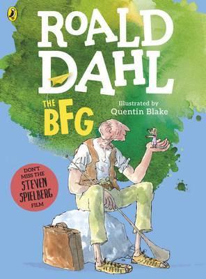 The BFG (Colour Edition) by Roald Dahl