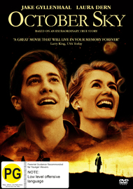 October Sky on DVD
