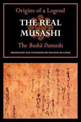 The Real Musashi: the Origins of a Legend image