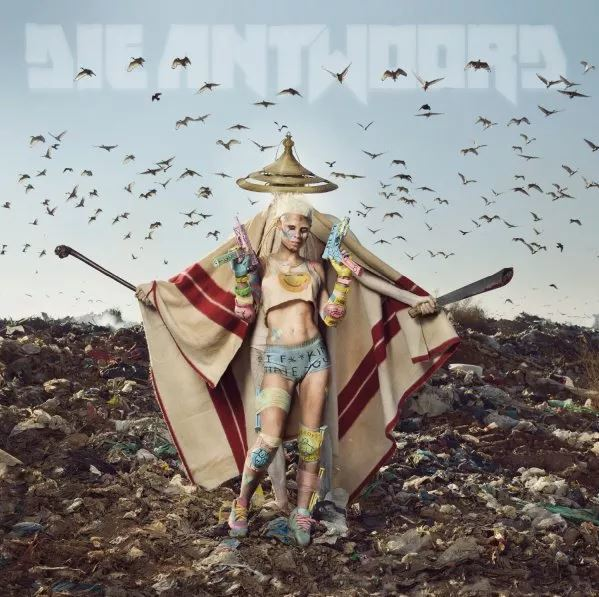 Mount Ninji And Da Nice Time Kid by Die Antwoord