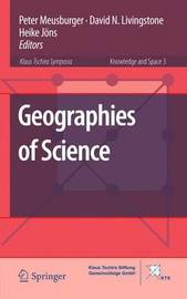 Geographies of Science image