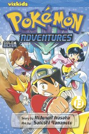 Pokemon Adventures Volume 13 by Hidenori Kusaka