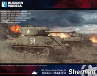 Rubicon 1/56 M4A3 / M4A3E8 Sherman