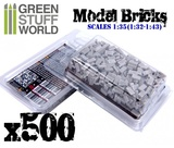 Green Stuff World: Model Bricks Pack (Grey)