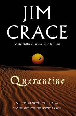 Quarantine by Jim Crace image