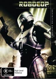 Robocop - Definitive Edition (2 Disc Set) on DVD