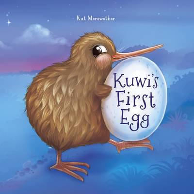 Kuwi's First Egg by Katherine Q. Merewether