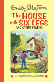 The House with Six Legs by Enid Blyton image