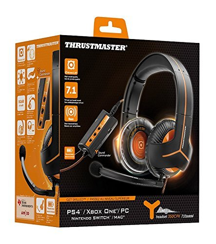 Thrustmaster Y-350CPX 7.1 Gaming Headset (Wired) for