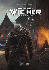 The Rise Of The Witcher by Benoit Reinier image
