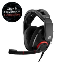 EPOS Sennheiser GSP 500 Gaming Headset for PC, PS5, PS4, Xbox One