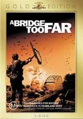 A Bridge Too Far: Gold Edition (2 Disc) on DVD