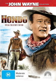 Hondo - Special Collector's Edition (John Wayne Collection) on DVD image