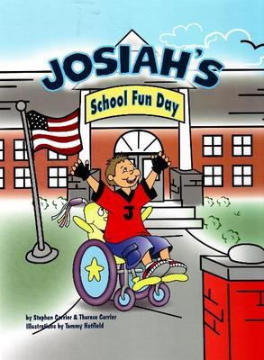 Josiah's School Fun Day by Therese Carrier image
