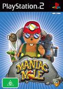 Maniac Mole for PlayStation 2