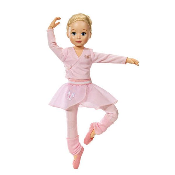 Zapf Jolina Ballerina Doll Toy At Mighty Ape Nz