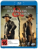 Hatfields & McCoys on Blu-ray