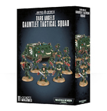 Warhammer 40,000 Dark Angels Gauntlet Tactical Squad