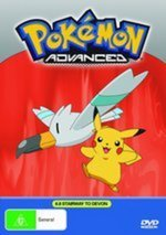 Pokemon - Advanced 6.8: Stairway To Devon  on DVD