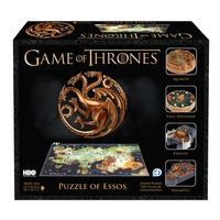 Game of Thrones: Essos - 4D Cityscape Puzzle (1400pc)