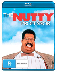 Nutty Professor on Blu-ray