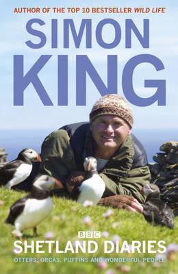 Shetland Diaries by Simon King image