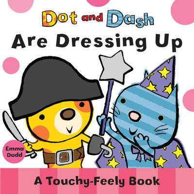 Dot and Dash are Dressing Up