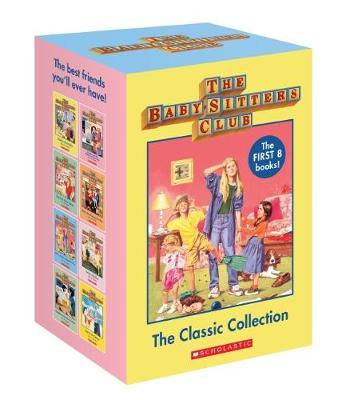 Baby-Sitters Classic Collection by Ann,M Martin