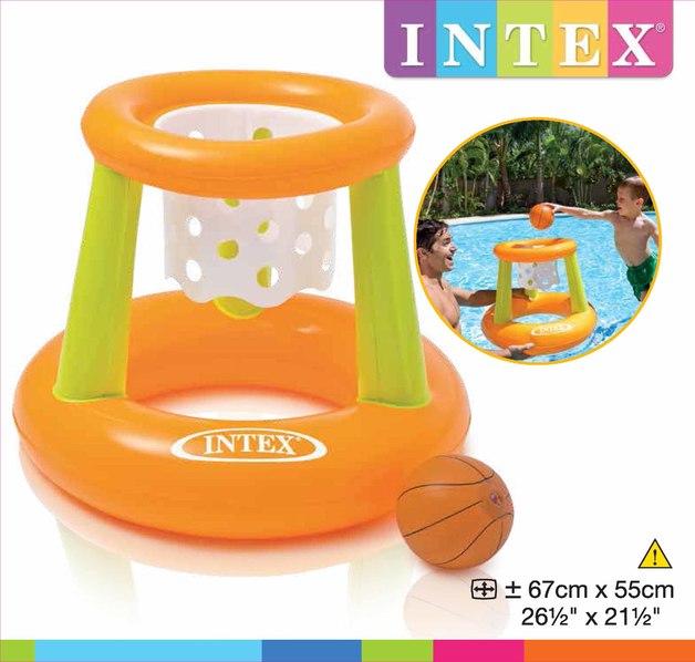 Intex: Floating Hoops