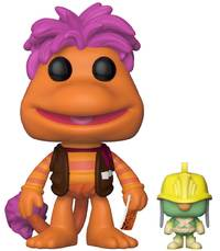 Fraggle Rock - Gobo with Doozer Pop! Vinyl Figure