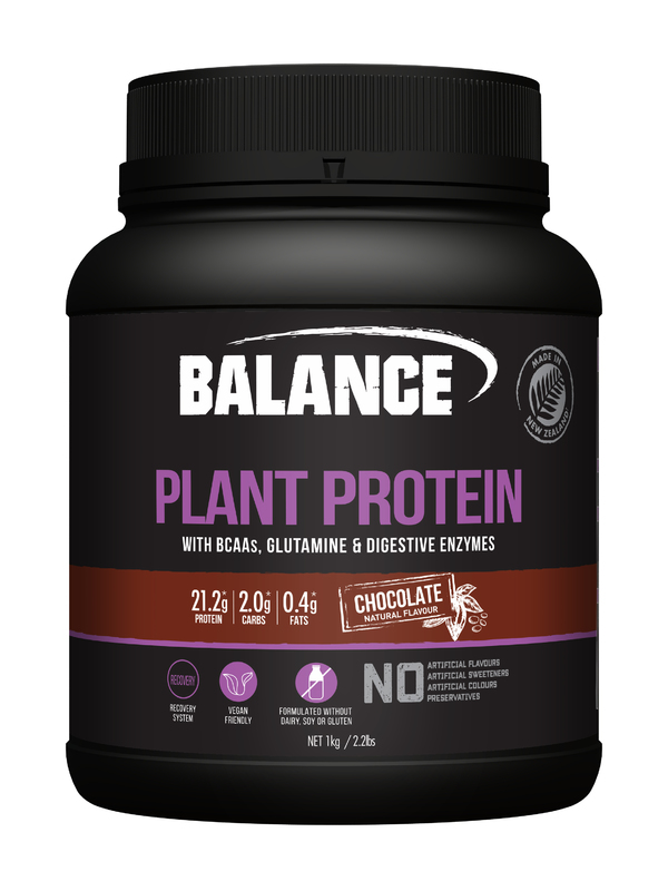 Balance Plant Protein - Chocolate (1kg)