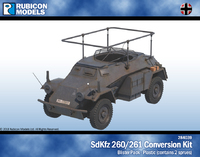Rubicon 1/56 SdKfz 260/261 Upgrade Kit
