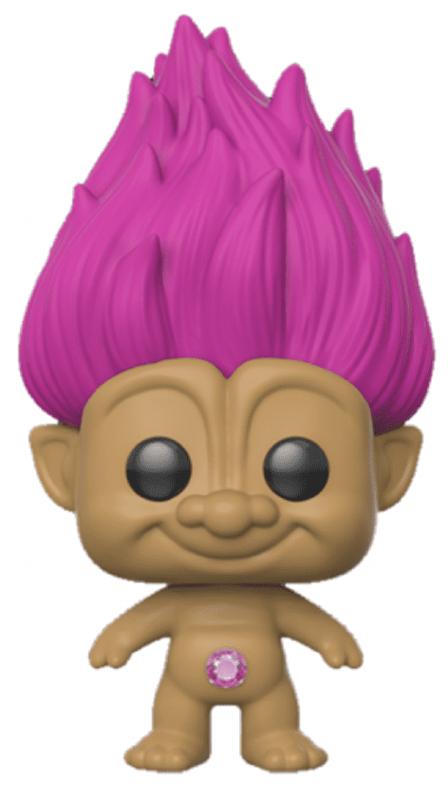 Good Luck Trolls - Pink Troll Pop! Vinyl Figure