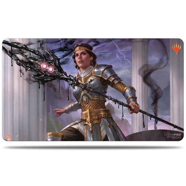 Ultra Pro: Magic The Gathering Playmat: Theros Beyond Death Elspeth, Sun's Nemesis