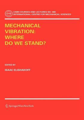 Mechanical Vibration: Where Do We Stand? image