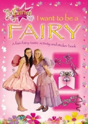 I Want to be a Fairy by Jen Watts image