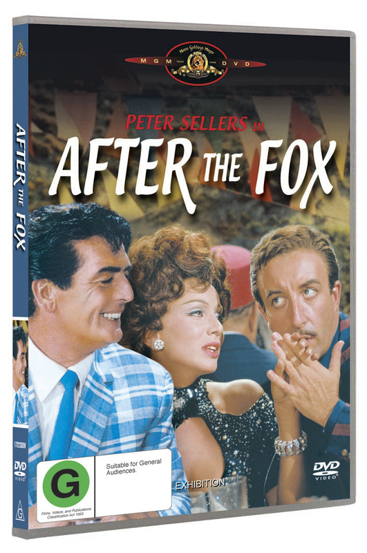 After The Fox on DVD