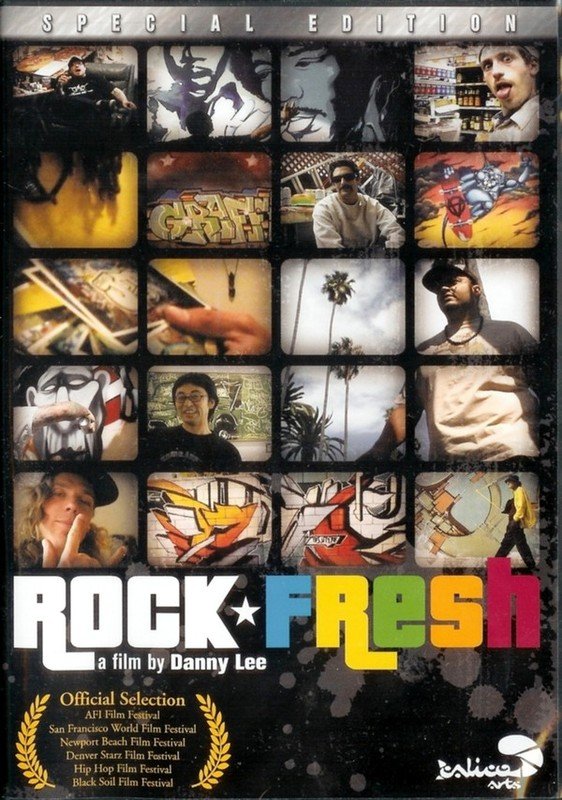 Rock Fresh on DVD