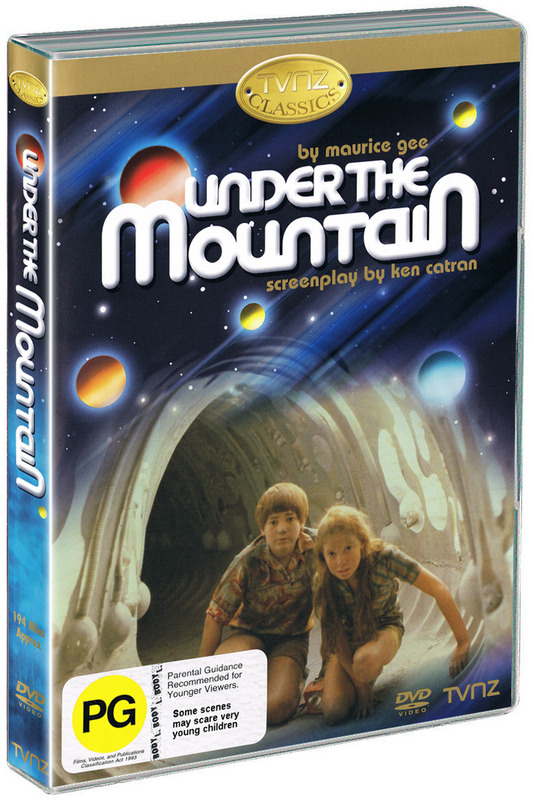 Under The Mountain (Classic NZ) on DVD