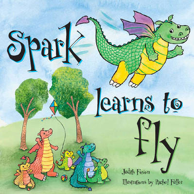 Spark Learns to Fly by Judith Foxon image
