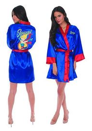 DC Bombshells: Supergirl Satin Robe - Previews Exclusive (Medium)