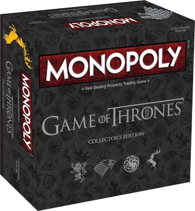 Monopoly - Game of Thrones Edition image
