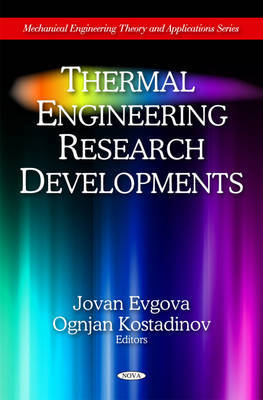 Thermal Engineering Research Developments image