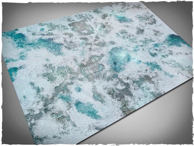 DeepCut Studio Frost-grave Neoprene Mat (6x4)