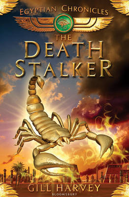 The Deathstalker: No. 4 by Gill Harvey
