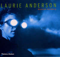 Laurie Anderson by RoseLee Goldberg image