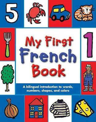 My First French Book by Mandy Stanley image