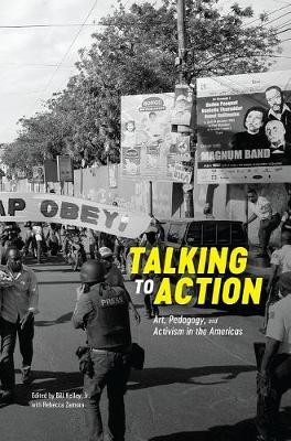 Talking to Action by Bill Kelley Jr image